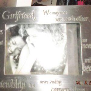 Girlfriend / Friendship Frame
